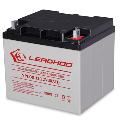 12V38Ah AGM Deep Cycle Marine Battery