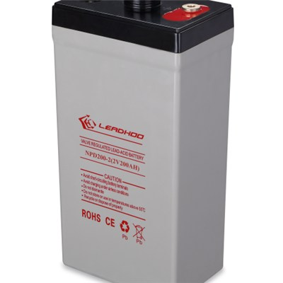 2V200Ah AGM Deep Cycle Batteries