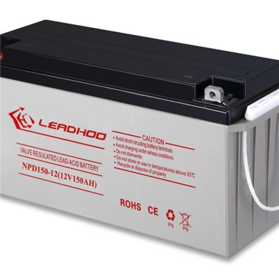 12V150Ah Deep Cycle Battery For Solar