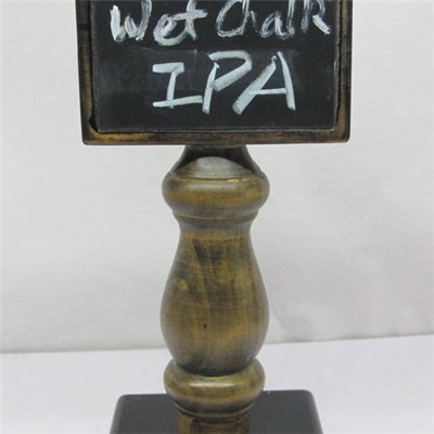 Chalkboard Beer Tap Handle With Oaks Colors DY-TH12