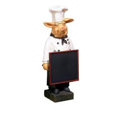 Pig Kitchener With Table Chalkboard DY-T1