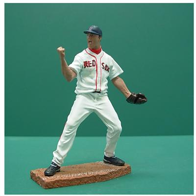 Baseball Red Sox Figure DY-T10