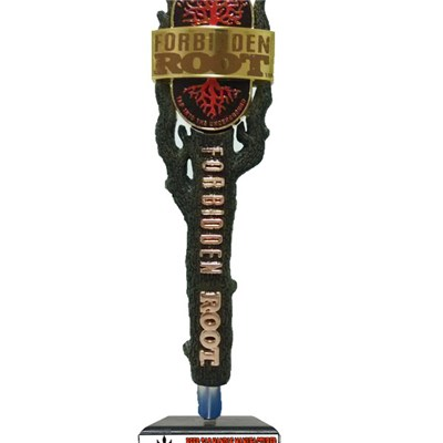 Forbioden Root Beer Tap Handle DY-TH89