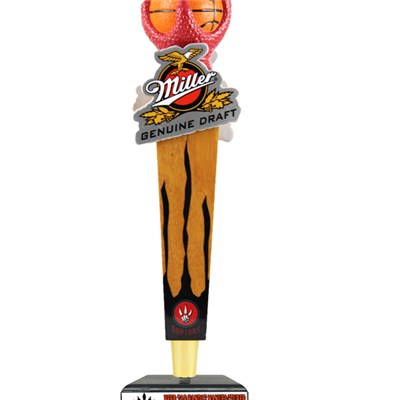 Miller Genuine Draft Basketball Beer Tap Handle DY-TH67