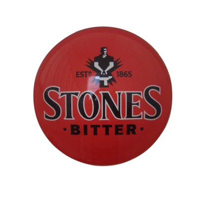 Stones Bitter Beer Badge DY-BB3