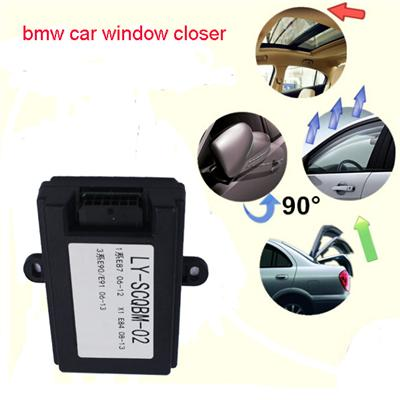 Direct Factory Automatic Car Window Closer For 4 Windows And Sunroof For BMW X3 Serial