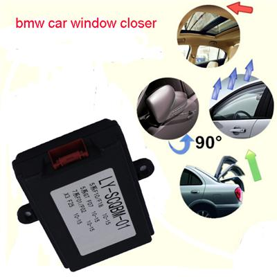 Car Automatic Power Window Closer For 5 Windows For BMW 7 Serial(14)
