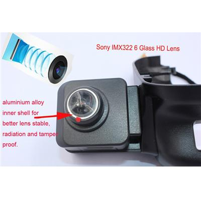 2016 Best Special Hidden Car DVR Car Camera 1080P 170 Degree Support APP With Best Price