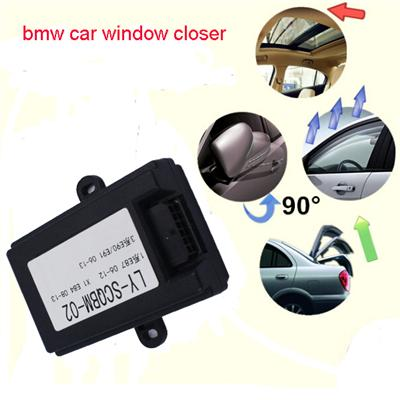 Hot Auto Window Closing System Intelligent Window Closing Module For BMW 7 Serial