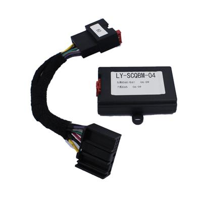 2016 new BMW OBD Window Closer For BMW 5 Serial E60 with best quality
