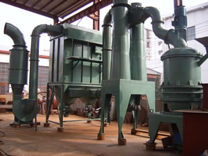 HGM Three-Rings & Medium-Speed MicroPowder Mill