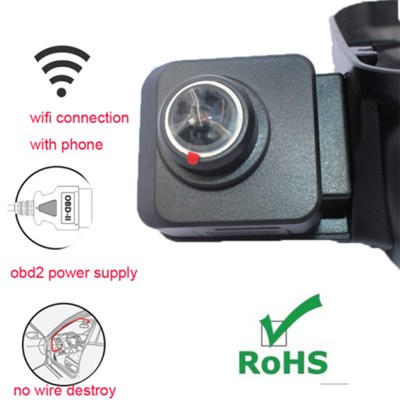 Car Camera HD DVR Wifi Car Dash Camera With Sony Lens Novatek 96655 Chipset Special For Landrover And Jaguar