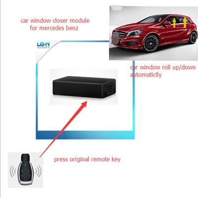 Car Window-closing intelligent key module for Mercedes Benz S Serial(w221)