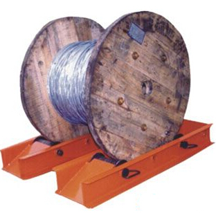 Cable Drum Rotators - Heavy Duty