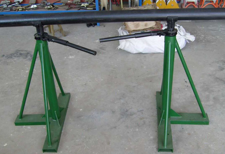 Cable jack stand ,cable stands,wire reel stand
