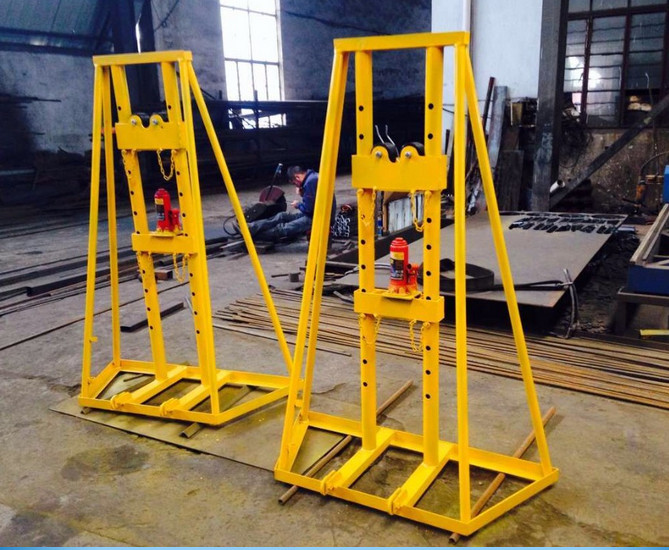 Cable Stand,electrical cable stand,Hand Cable drum jacks