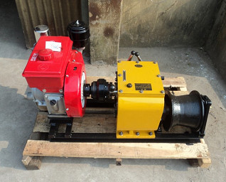 cable winch, cable wire winch of guangtong001