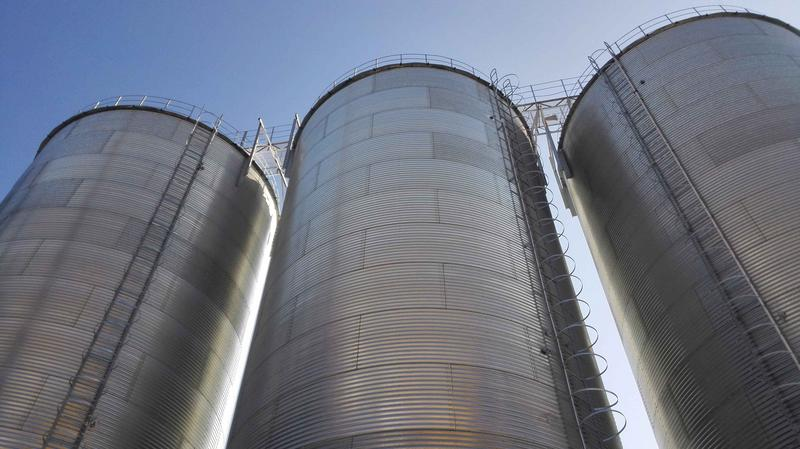 Industrial Powder Storage Silo