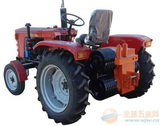 cable tractor winch, cable trailer winch