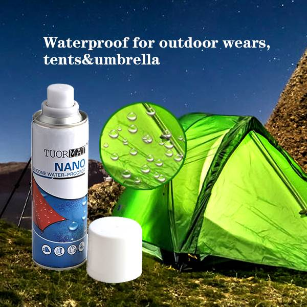 Tourmat nano water repellent spray