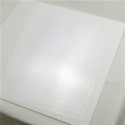 Customized Clear PVC Binding Cover