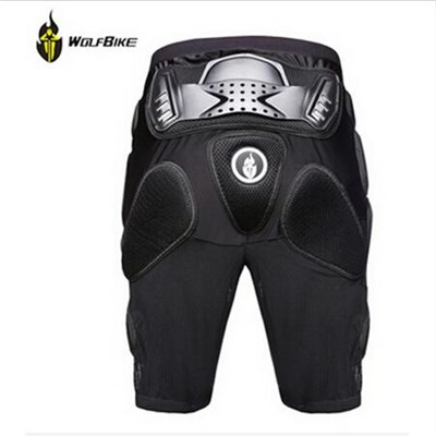 Motorcycle Armor Shorts Off-road Downhill Mountain Bike Skating Protective Gear Hip Pad