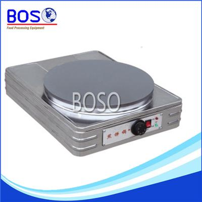 Electric Single Hot Plate Crepe Maker Machine(BOS-28)