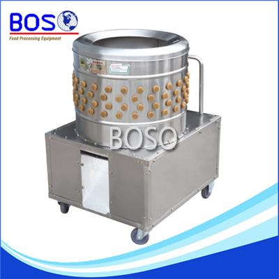 High Efficiency Poultry Chicken Feather Plucker(Bos -630T )
