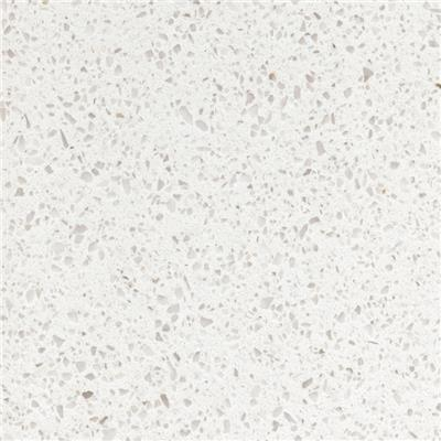 SS5887 Jade Spot White Kitchen Countertops Quartz Colors Fake Stone Desk Tops