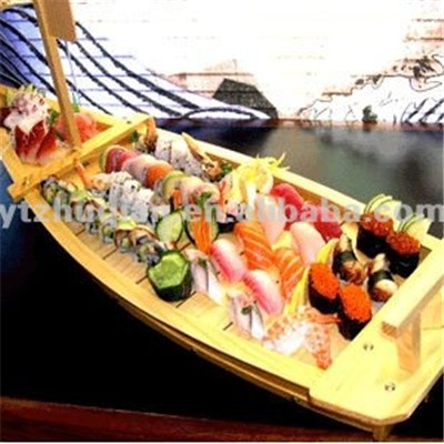 food use sushi plate sushi utensils plate boat