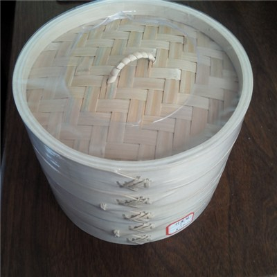 Golden supplier hight quality bamboo steamer basket,