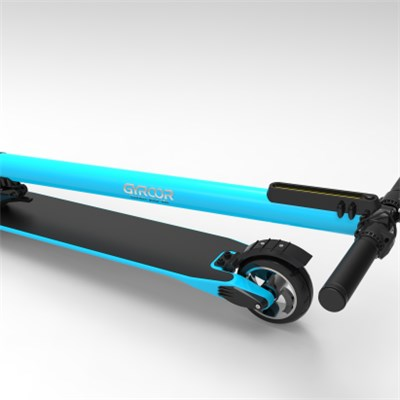 New Folding Carbon Fiber Scooter