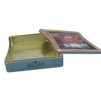 F06005-CT Chocolate Tin Box
