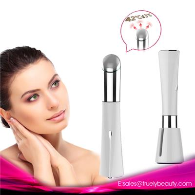 Best USB recharged heated skin Wrinkle Remover Beauty Device in china