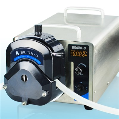Easy Operate Dosing Pumps BG600-S 0-9000 Ml/min