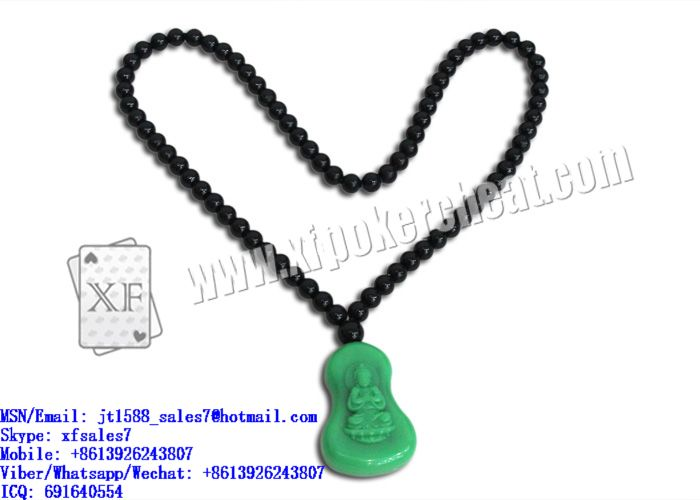 XF Prayer Beads Hearing-Aid  / wireless radio receiver / Wireless Micro Spy Earphone / Playing Cards set / Gambling tools