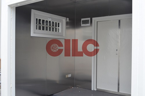 ISO Modified container house