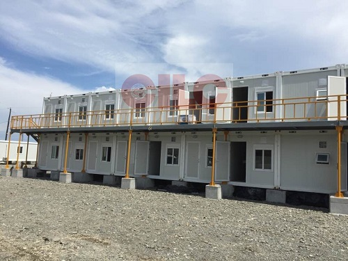 UN Supplier --Prefabricated Mobile House for United Nations