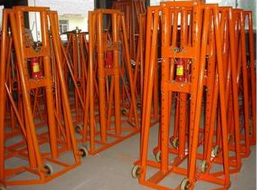 cable drum jacks with 5T 10T 15T