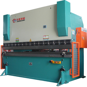 WF67Y Series hydraulic plate(digital display) bender