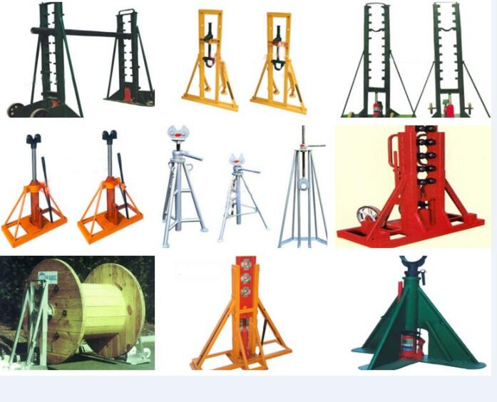 Cable Drum Handling Equipment CONDUCTOR DRUM STAND