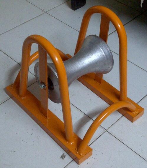 Guide roller cable roller electric tools
