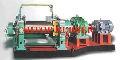 Two roll mill (mixing mill)