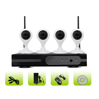 SK04W-10CA Motion Detection Smart Phone 3g Mini Ip Security Camera System
