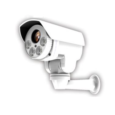 SIPT-TZ Manufacture Night Vision Video Security Smart Ip Cctv Full Hd Bullet P2p Network Ptz Camera