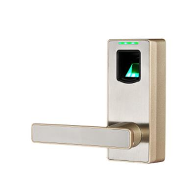 ML10B Support Smart Home Door Bluetooth Handle Touch Digital Wireless Fingerprint Lock