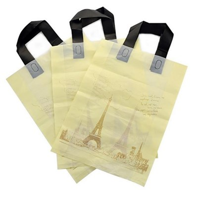 Waterproof Plastic Shopping Bags