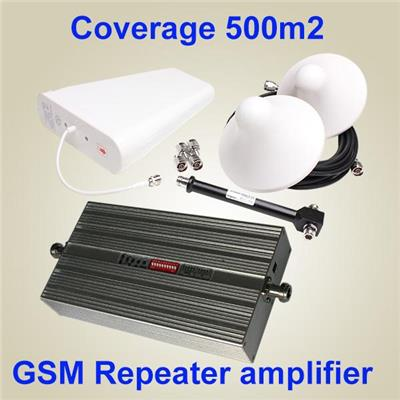dual band 900mhz 1800mhz 2g/3g/4g signal booster/repeater