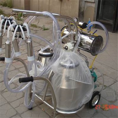 Vacuum Milk Making Machine