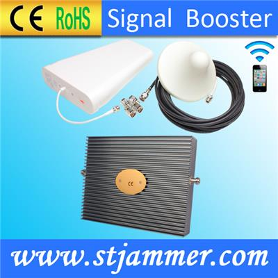 Multiple Networks Mobile Signal Boosters TRIBAND GSM 900 1800MHZ 3G 2100MHZ 2G 3G 4G signal booster